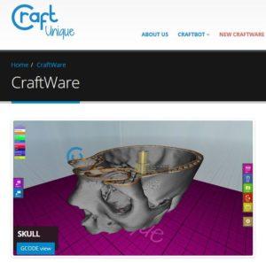 Slicer CraftWare