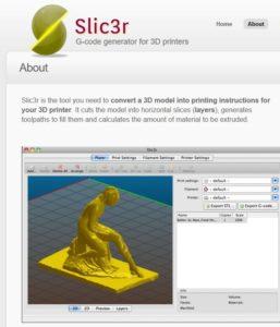 Beliebter Slicer für 3D-Druck